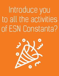Introduce you to all the activities of ESN Constanta?